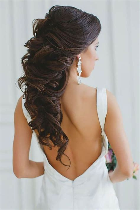 Wedding Hair Ideas Half Up by 17 Best Ideas About Half Up Wedding Hair On