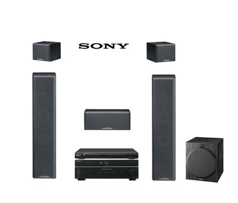 home theatre systems sony  surround system
