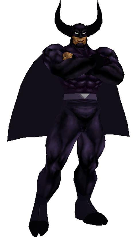 The Black Shadow brawl vault