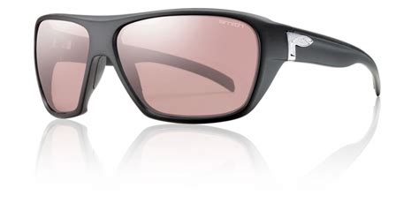 matte black color code smith optics chief sunglasses
