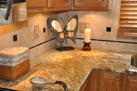 kitchen design granite kitchen with river gold granite luxurious accent homesfeed