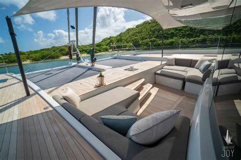 ocean joy catamaran joy yacht charter catamaran ritzy charters