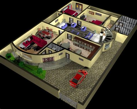 how to design a house 3d house plan and interior design 3d 3d model max
