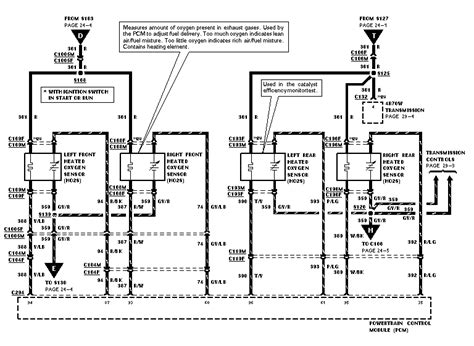ford mustang wiring diagram efcaviation