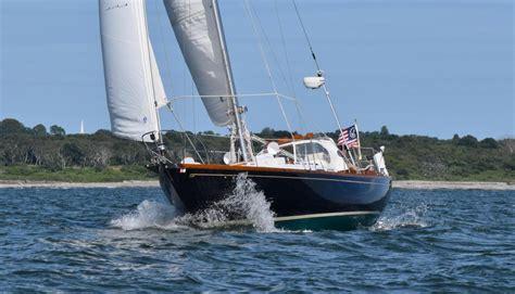 hinckley type boats 1966 used hinckley 41 sloop sailboat for sale 125 000