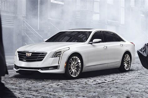 Cadillac Pricing 2016 Cadillac Ct6 Pricing Starts At 54 490