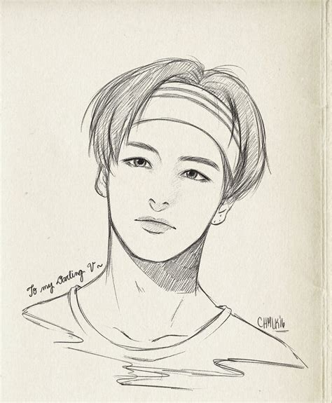 Kpop Sketches by なり On Bts Fanart And Kpop