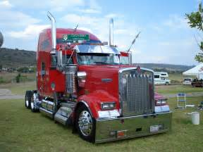 Custom kenworth w900 truck