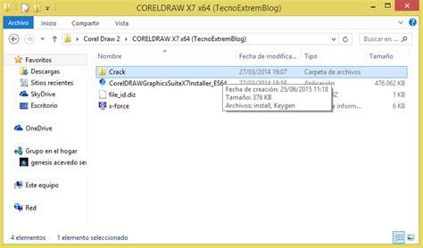 corel draw x7 codigo de activacion tecnoextrem como instalar corel draw x7 64 bits links