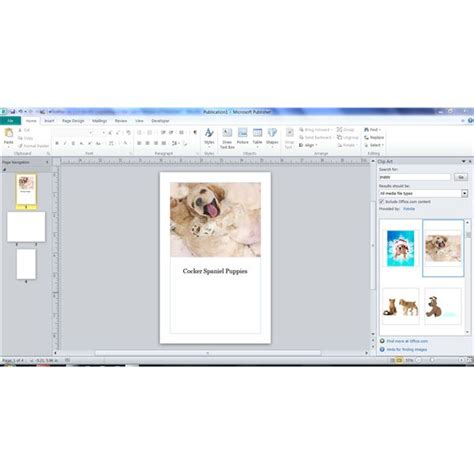 Learn How To Create A Booklet In Microsoft Publisher 2003 2007 And 2010 Microsoft Publisher Booklet Template