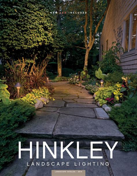 hinkley landscape lighting 2014 by hinkley lighting issuu