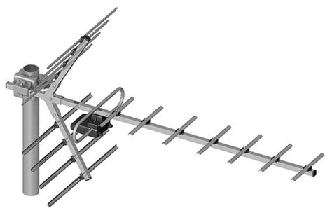 antena tv antena yagi antena kierunkowa dvb t yagi 16 21 69 wzm