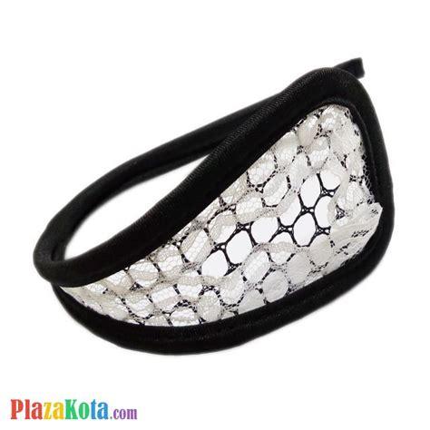 Celana Dalam Pria Jaring jual cs033 celana dalam c string wanita hitam jaring renda plazakota
