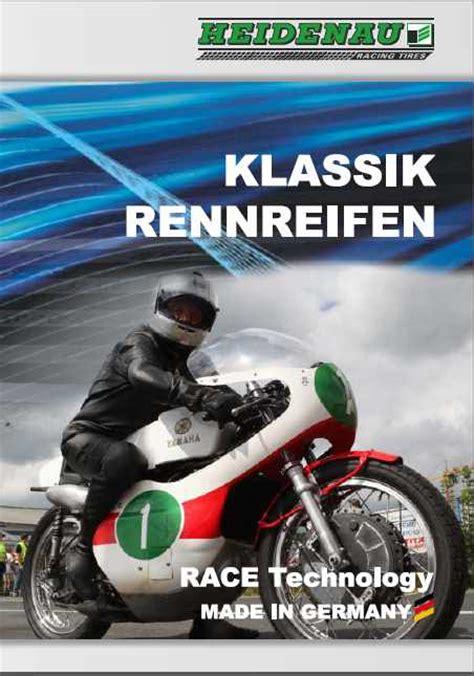 Motorrad Classic Rennreifen by Historischer Motorsport Rennreifen Klassik