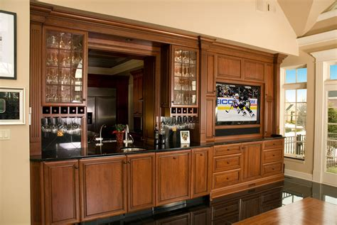 Home Bar Entertainment Entertainment Centers Skills Custom Cabinetry By Ken Leech