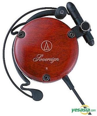 Ath Esw9 Sovereign Wood Headphones by Yesasia Audio Technica Ath Ew9 Hokkaido Cherry