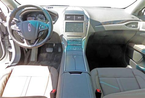 Lincoln Mkz Hazelnut Interior by Iveho 2014 Lincoln Mkz Hybrid Test Drive