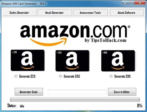 Amazon Gift Card Pin - amazon gift card hack generator other hacks pinterest gift cards amazons and