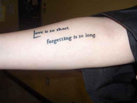 tattoo on arm writing arm writing tattoos women fashion and lifestyles