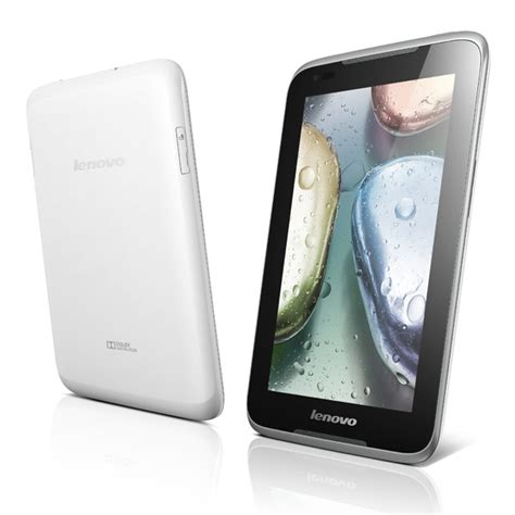 Tablet Lenovo A1000 T Lenovo Ideatab S6000 A3000 And A1000 Tablets Get Specced
