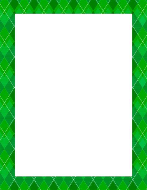 clipart border green border clip art cliparts