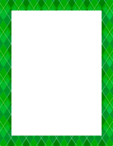 border clipart green border clip cliparts