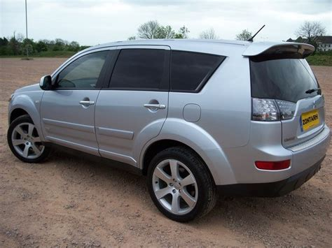 mitsubishi outlander 2007 accessories zontarh 2007 mitsubishi outlander specs photos