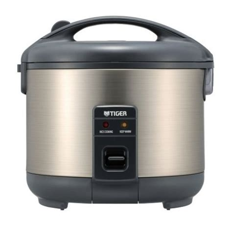 Rice Cooker Stenlis tiger jnp s18u 10 cups stainless steel rice cooker
