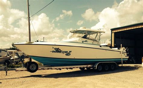 contender fish around boats for sale contender 36 fish around 2005 used boat for sale in dania