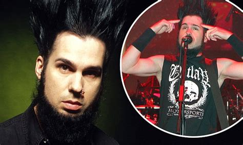 static x push it static x frontman wayne static dead age 48 daily mail online