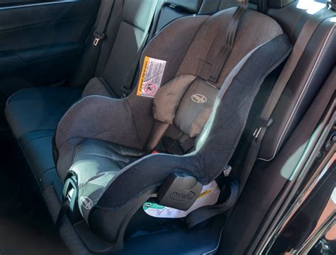 evenflo reclining car seat evenflo tribute lx review babygearlab