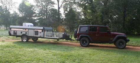 Jeep Pop Up Cer Trailer Jeep And Pop Up Cer