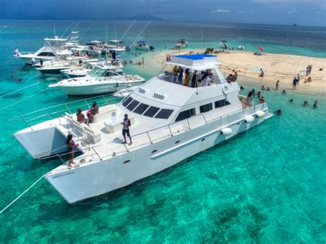 catamaran kingston jamaica loose cannon tours yacht charters party cruises in
