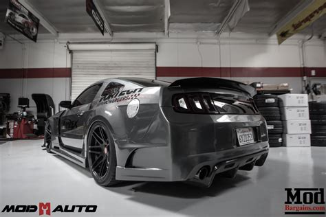 apr unicorn i ford mustang widebody mod auto