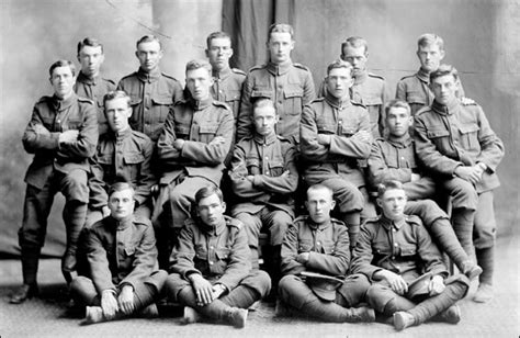 World War Records Article World War One Records Of Newfoundland Regiment Now Digitized By Rick
