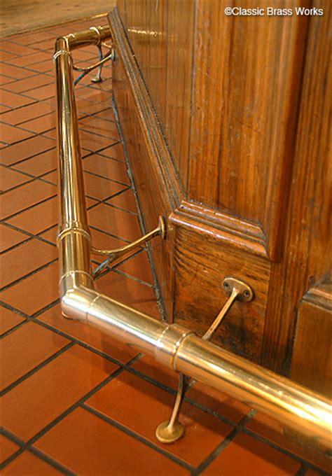 cbw foot rails