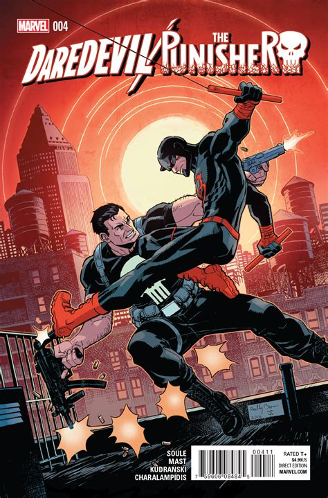the punisher volume 1 0785154434 daredevil punisher vol 1 4 marvel database fandom powered by wikia