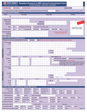 Dispute Form Hdfc Bank exple for hdfc bank opening form fillng fill