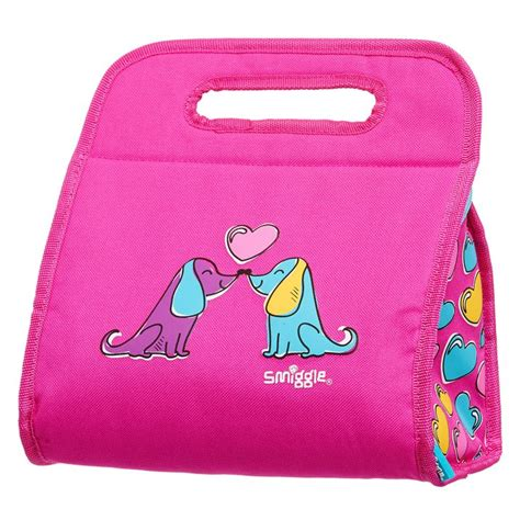 Smiggle Colour Blast Decker Lunch Box bff lunchbox tote smiggle bags shops