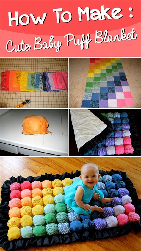 How To Make Puff Quilt by 25 Unique Puff Blanket Ideas On Puff Quilt