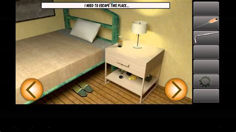 escape bedroom escape the bedroom game walkthrough youtube