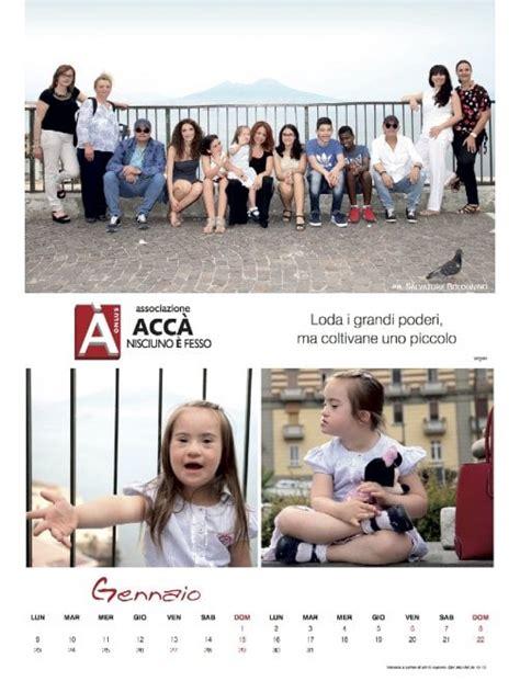 calendario acca 2016 acca il calendario anef 2017 per aiutare i bambini disabili 1