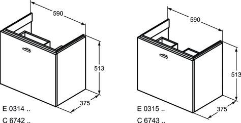 Plan Vasque 6742 by Product Details E0315 Version Droite Ideal Standard
