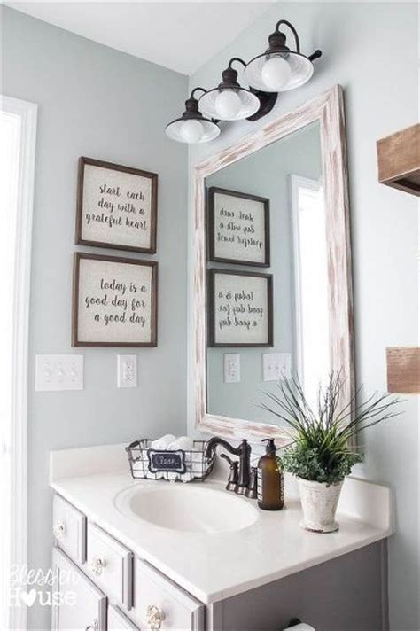 modern bathroom decorating ideas modern farmhouse bathroom makeover new decorating ideas