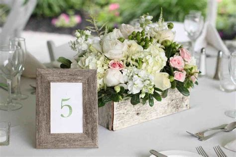 Wedding Reception Table Decorations by Rustic Wedding Reception Table Decorations Siudy Net