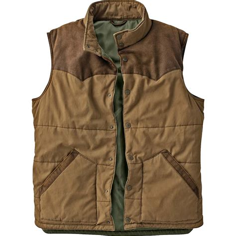 Vest Import legendary whitetails longhorn ranchers vest ebay