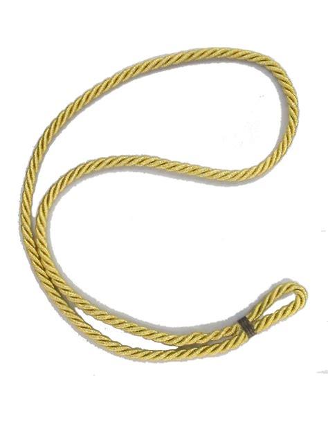 cordon de venta al por mayor de cordon con medallon para hermandades