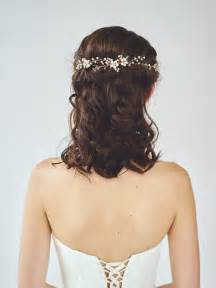 wire cone accessory for updos 17 best ideas about wreath wedding hair on pinterest