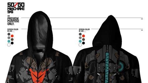 Hoodie Biru Dongker Dead Space pin isaac clarke advanced suit on