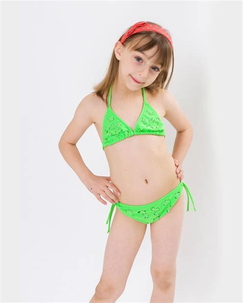 bikinis kids swimwear business picture more detailed picture about
